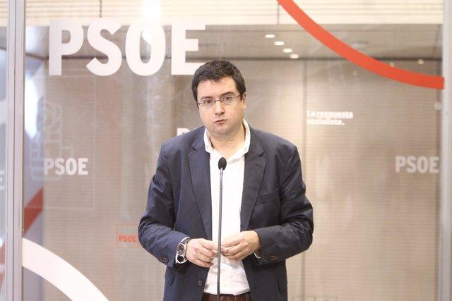 Secretario De Organización Del PSOE, Óscar López