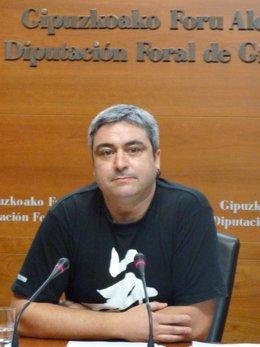 Marcos Nanclares, Director De Migración De La Diputación De Gipuzkoa