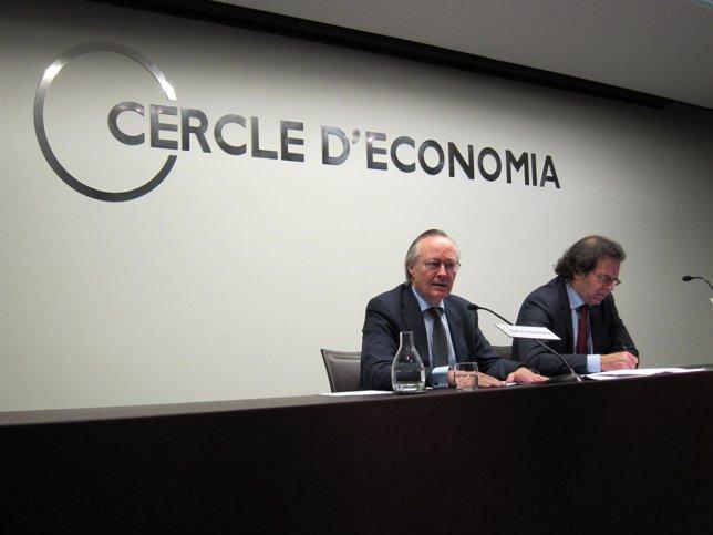 Josep Piqué Y Jordi Alberich (Círculo De Economía)