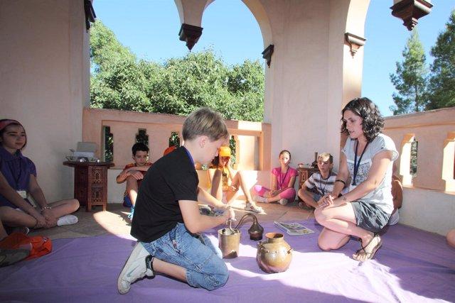 Verano En La Alhambra
