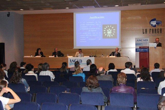 Jornada Firagran 2012 Con Participación De Ascad