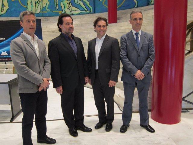 Presentación Del Concierto 'Desde El Corazón' Del Tenor José Bros