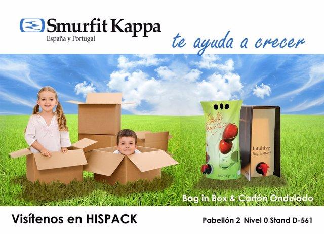 Campaña Publicitaria De La Empresa Smurfit Kappa