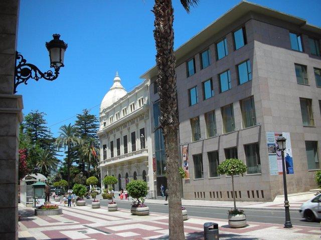 Palacio de la Asamblea de Ceuta