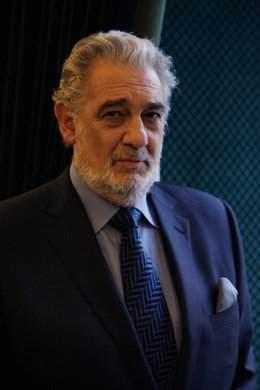El Tenor Plácido Domingo