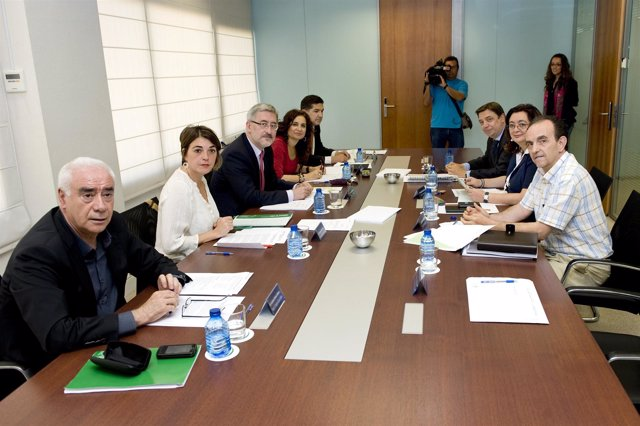 Reunión De La Comisión Delegada De Asuntos Económicos De La Junta