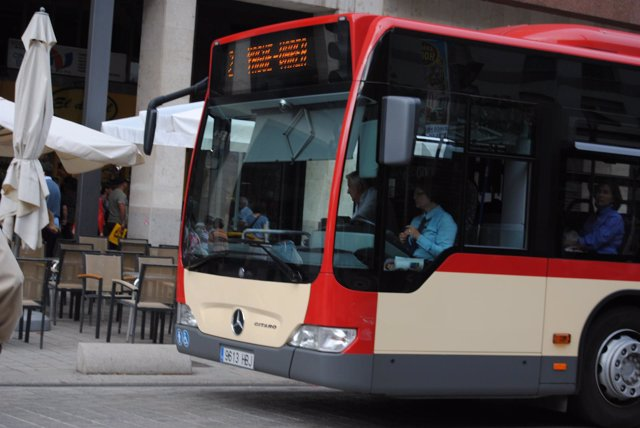 Autobús De Logroño