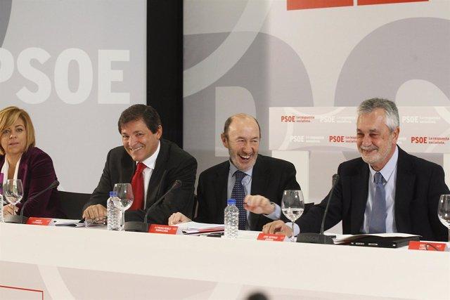 Consejo Territorial Del PSOE En Oviedo