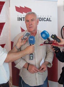 El coordinador de IU, Cayo Lara