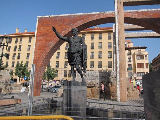 Estatua De César Augusto
