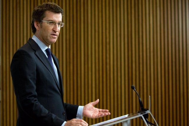 Alberto Nunez Feijoo Informa En Rp Dos Asuntos Abordados No Consello Da Xuntafot