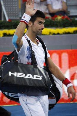 Novak Djokovic Tras Perder En El Masters De Madrid Ante Tipsarevic