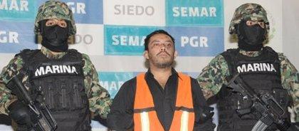 México.- Capturado en México 'El Chilango', presunto miembro de Los Zetas acusado de la muerte de cuatro agentes