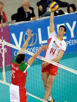 España Cede Ante Bulgaria En El Preolímpico De Voleibol