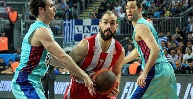 El Olympiacos Elimina Al Barcelona