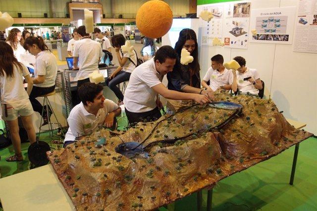 Última Jornada De La Feria De La Ciencia