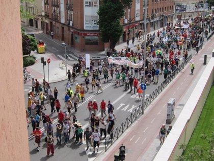 """15M.- Zerolo (PSOE) afirma que el movimiento ciudadano """"sigue, con razón, indignado y apostando por la justicia social"""""""