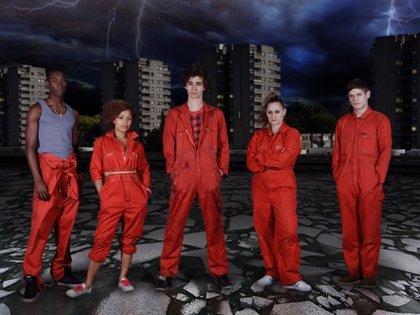 Los héroes por accidente de 'Misfits' regresan con nuevos desafíos