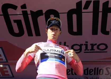 Tiralongo gana la séptima etapa y Hesjedal se hace con la 'maglia rosa'