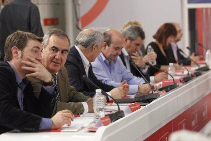 Lorca, presente en el Consejo Territorial del PSOE celebrado este sábado