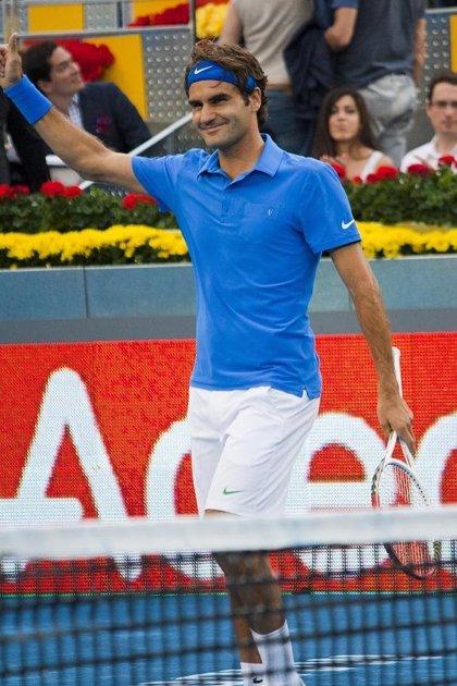 Tenis/Madrid.- Federer se deshace de Tipsarevic y se cita con Berdych en la final