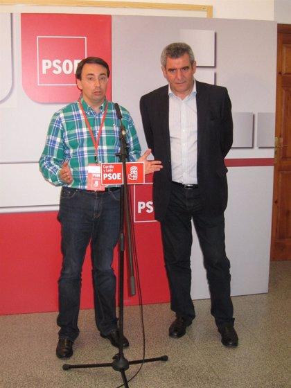 """El socialista Villarrubia lamenta el """"daño tremendo"""" que ha hecho a la minería la postura del PP en Europa y en los PGE"""
