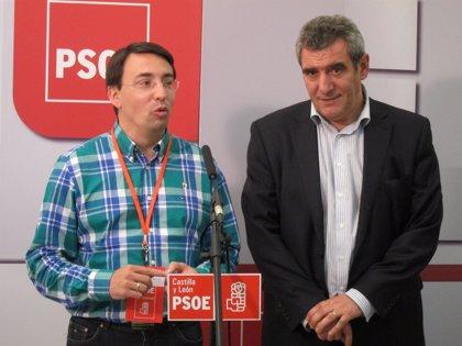 Julio Villarrubia pide al PP que mantenga su oposición a la supresión de partidos judiciales en Castilla y León