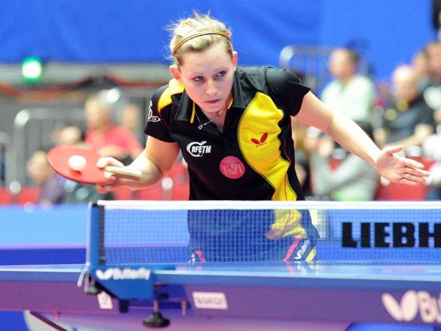 Galia Dvorak Consigue La Clasificación Para Los Juegos En Tenis De Mesa