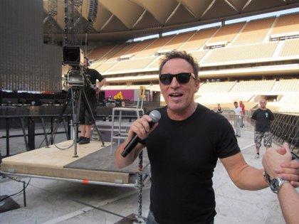 """Bruce Springsteen: """"En España lo tenéis duro, nosotros estamos en recesión, pero vosotros en una auténtica depresión"""""""