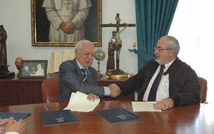 Murcia.- La UCAM firma un convenio con una clínica de alto nivel en tecnología médica