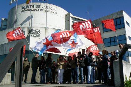 """Sindicatos piden a la Xunta que """"no aplique"""" en Galicia el Real Decreto de recortes en la sanidad por ser """"lesivo"""""""
