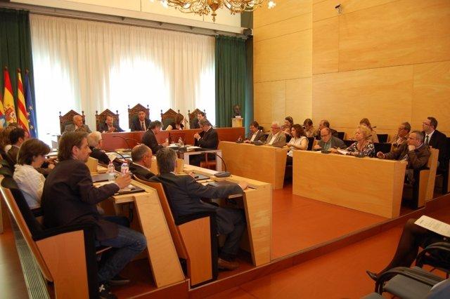 Pleno Del Ayuntamiento De Badalona De Este Martes