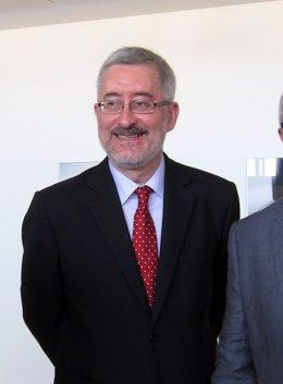 Consejero De Economía, Innovación, Ciencia Y Empleo, Antonio Ávila.