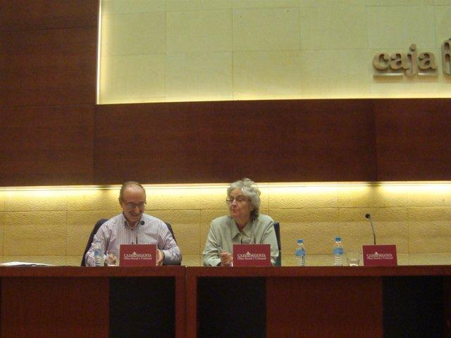 Alfredo Matesanz, Junto A Soledad Gallego