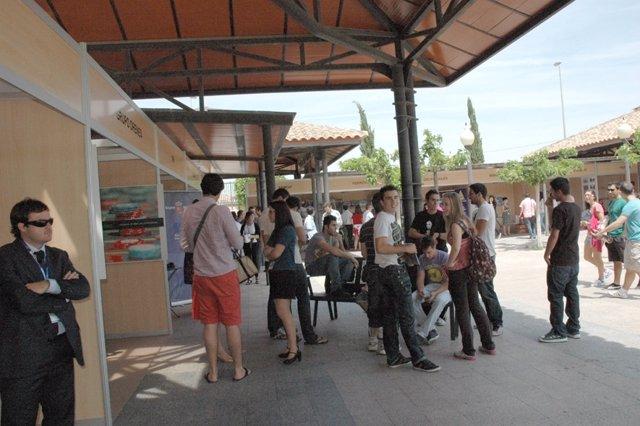 Foro De Empleo En La UCAM