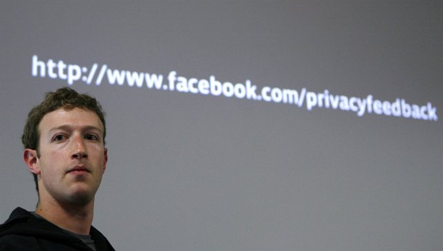 Mark Zuckerberg, CEO y fundador de Facebook