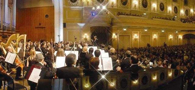 """LA ORQUESTA SINFÓNICA """"CHAIKOVSKY"""" DE MOSCÚ EN EL AUDITORIO REGIONAL"""