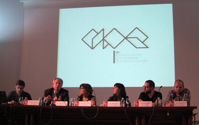 Presentación De La Nit De L'art Que Organiza Lavac.