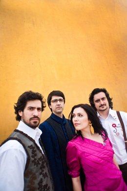 El Grupo Portugués 'Deolinda'