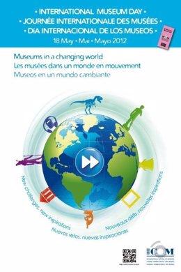 Cartel Del Día Internacional De Los Museos