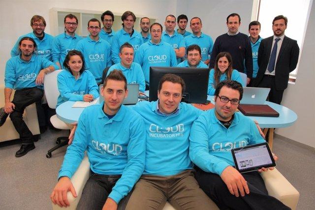 Equipo Del Cloud Incubator Hub