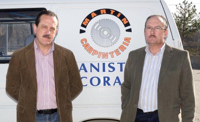 Los Hermanos Manuel Y Jesús Martín.