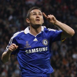 Recurso de Lampard, jugador del Chelsea