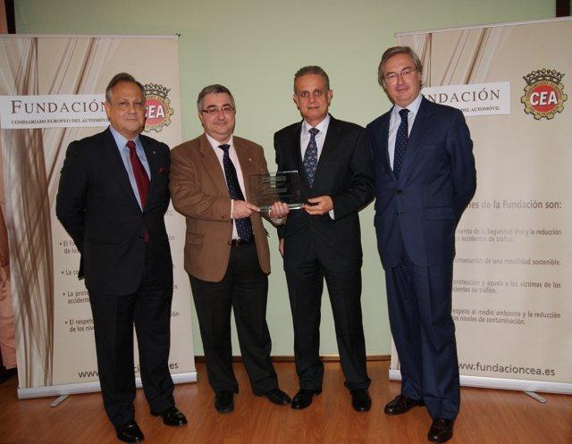 Fundación CEA Premia A Michelin