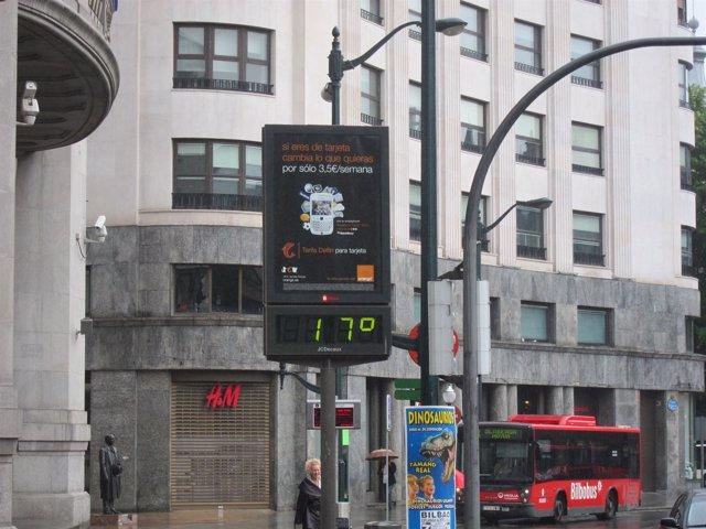 Termómetro En Bilbao