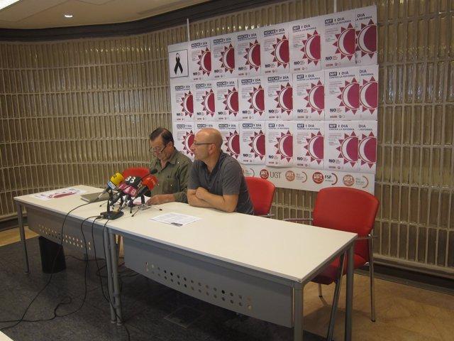 UGT Y CCOO Anuncian Nuevas Protestas Contra La Reforma Laboral
