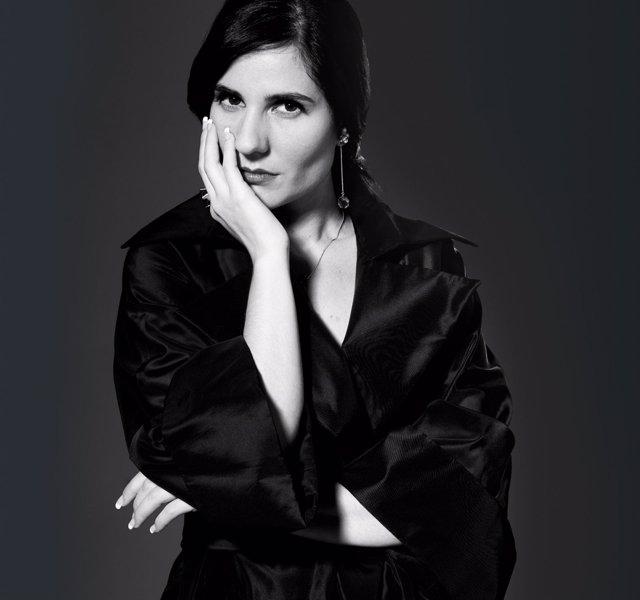 La Nueva Voz De La Copla, Diana Navarro, Viene Al Auditorio El Batel
