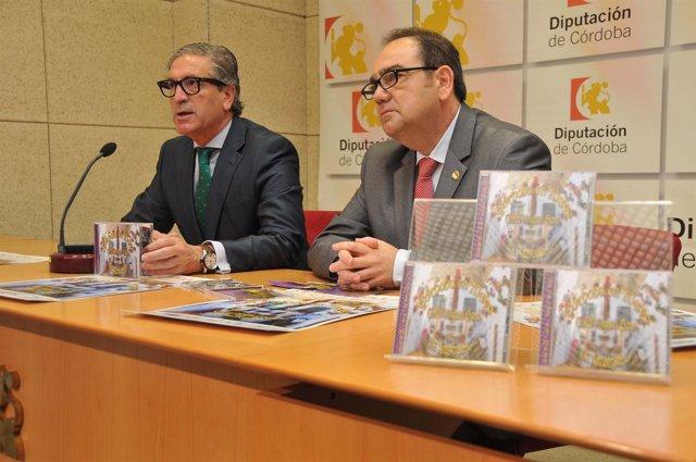 Antonio Pineda Y Rafael Sánchez En La Presentación