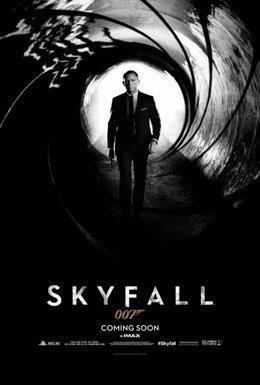 Poster de 007 Skyfall