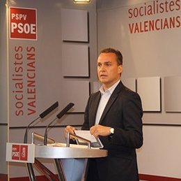 Francesc Romeu En Rueda De Prensa